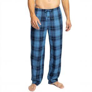 Jockey Weekender Woven Pant MXHP1A Blue Check