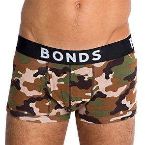 Bonds Fit Trunk MXKDA Camo