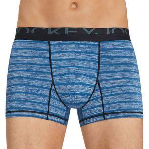 Jockey Miami Stripe Trunk MXVT1A Blue