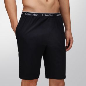 Calvin Klein CK One Cotton Short Knit NB1158 Black