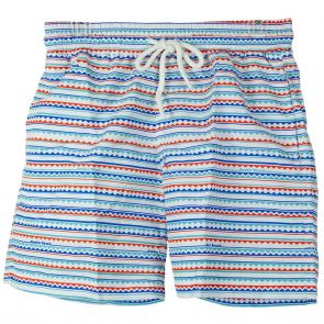 Nookie Beach Good Vibrations Boardies Swim Short NBS10916 Nautical