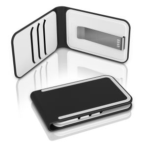 Dosh Luxe 3 Card Wallet Piano