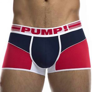 PUMP! Academy Free-Fit Boxer 11074 Navy