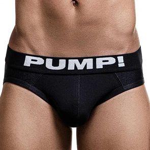 PUMP! Classic Brief 12007 Black