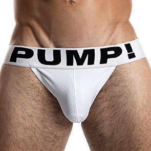 PUMP! Jock 15005 White