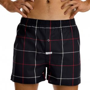 Mitch Dowd George Check Stretch Woven Boxer Q1955 Multi