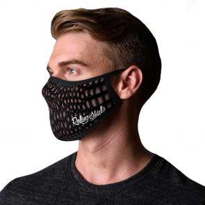 Rolling Skulls DefenderSkull Reusable 2-Layer Face Mask MSK02 Croc