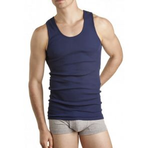 Bonds Chesty Singlet 2-Pack M7NLO Navy