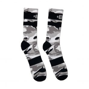 ES Collection Camo Crew Socks SCK08 Camouflage MOD