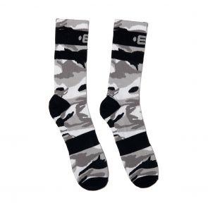 ES Collection Camo Crew Socks SCK08 Camouflage MOD
