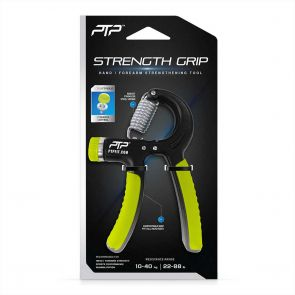 PTP Strength Grip SG 1 Black/Lime