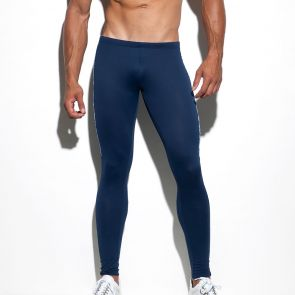Es Collection Camouflage Tights SP156 Navy