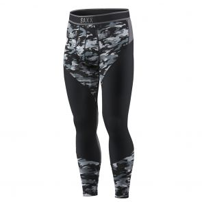 SAXX Kinetic Tight SXLJ27 Shutter Grey Camo
