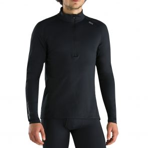 SAXX Thermoflyte Men's Long Sleeve SXLS57F Black