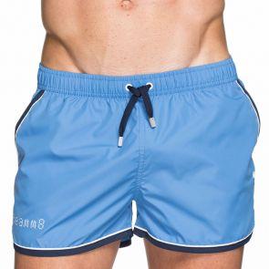 Teamm8 Base Swim Shorts TSBASE Blue