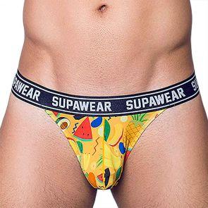 Supawear POW Thong U81PO Fruit Punch