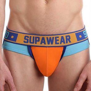 Supawear Spectrum Jockstrap U92SP Blazing Orange
