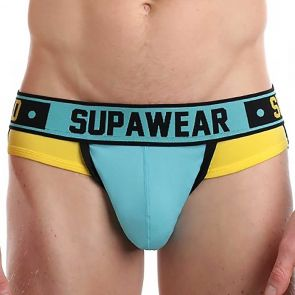 Supawear Spectrum Jockstrap U92SP Electric Blue