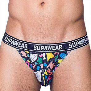 Supawear POW Jockstrap U94PO Ink