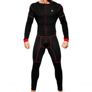 ES Collection Dystopia Bodysuit UN287 Black