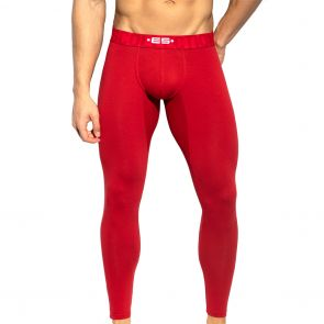 ES Collection Basic Cotton Long john UN411 Red