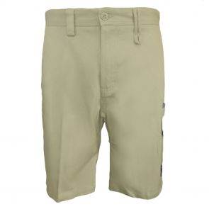 Tradie Mens Flex Slim Fit Cargo Shorts MJ3200SD Khaki