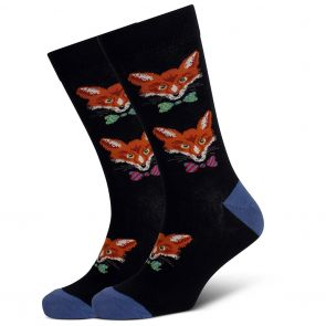 Mitch Dowd Foxes Jacquard Crew Socks XMDM571 Multi