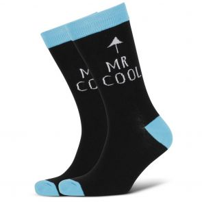 Mitch Dowd Mr Cool Jacquard Crew Socks XMDM669 Multi