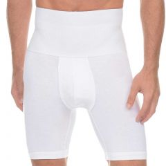 2xist Form Shape Boxer Brief 4504 White Mens Shapewear
