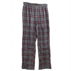 Emporio Armani Woven Sleep Pants 111043 3P576 03148 Grey Tartan