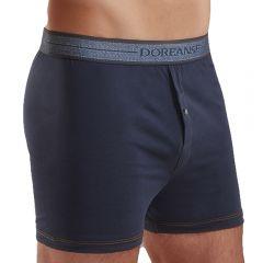 Dorease Boxer Briefs 1520 Navy Mens Underwear