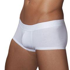 Doreanse Low Rise Trunk 1760 White Mens Underwear