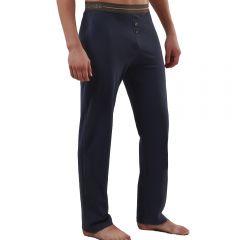 Doreanse Long Cotton Pants 1955 Navy Mens Clothing