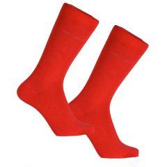 Hugo Boss Marc Colours Stretch Cotton 50241170 Red Mens Socks