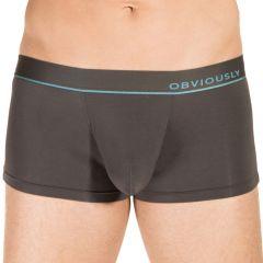 Obviously PrimeMan Trunk A03 Titanium Mens Underwear