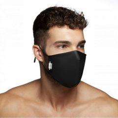 ES Collection Hardcore Tape Face Mask AC119 Black
