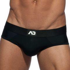 Addicted Fetish Brief ADF95 Black Mens Underwear
