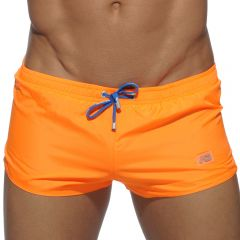 Addicted Basic Mini Swim Short ADS111 Orange Mens Swimwear