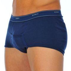 Bonds S'port Brief Navy M821 Mens Underwear