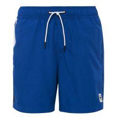 G-Star Raw Dirik Swim Shorts AW D13242 Hudson Blue Mens Swimwear