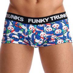 Funky Trunks Underwear Trunks FT50M Pandamania Mens Underwear