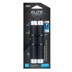 PTP Elite Jump Rope JMR1 Black