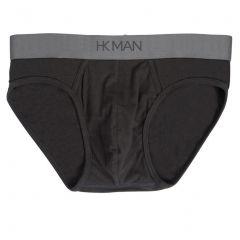 Heidi Klum Man Cotton Low-Rise Mens Brief K46-133 Black Mens Underwear