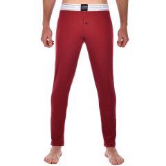 2eros LP10 Core Lounge Pants LP1020 Cabernet Mens Clothing