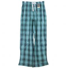 Macpherson Man PJ Pants/Lounge Wear M25-125 Green Plaid Check Mens Sleepwear