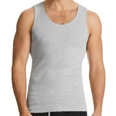 Bonds Chesty Athletic Singlet M757O Grey Marle Mens Underwear