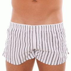 Marcuse Twitch Boxer Stripe Mens Underwear