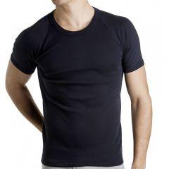 Bonds Raglan T-Shirt MB3937 Black Mens T-Shirt