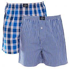 Coast Cotton Boxers 2 Pack MCPB0001 Mens Underwear