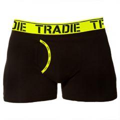 Tradie Man Front Trunk MJ1621SK Yellow Mens Underwear